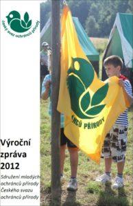Výroční zpráva SMOP ČSOP 2012