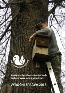 Výroční zpráva SMOP ČSOP 2013