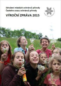 Výroční zpráva SMOP ČSOP 2015