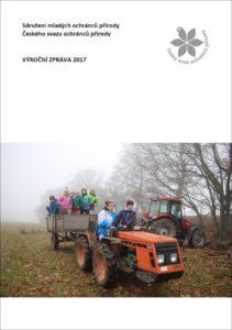 Výroční zpráva SMOP ČSOP 2017